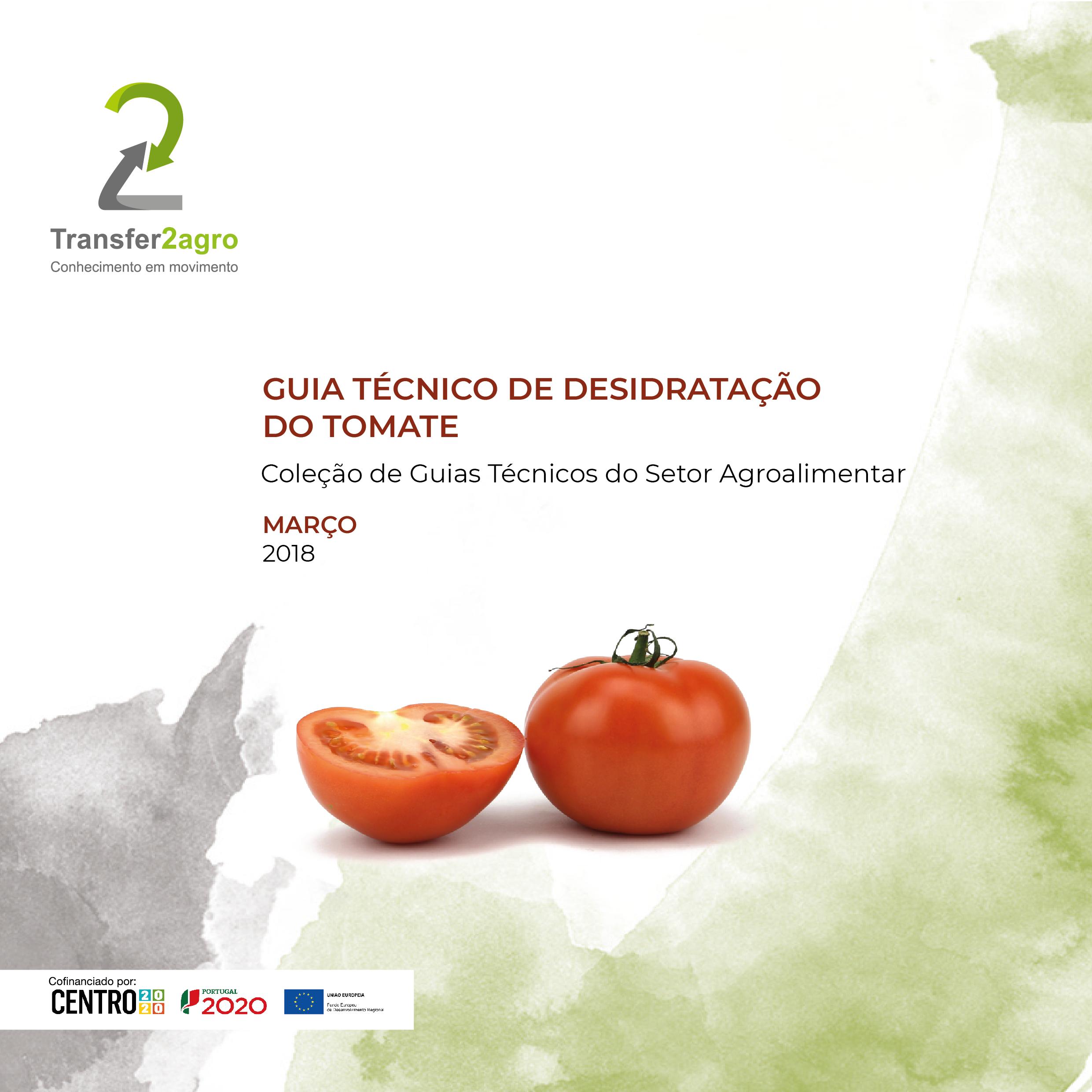 Guia Técnico de Desidratação de Tomate