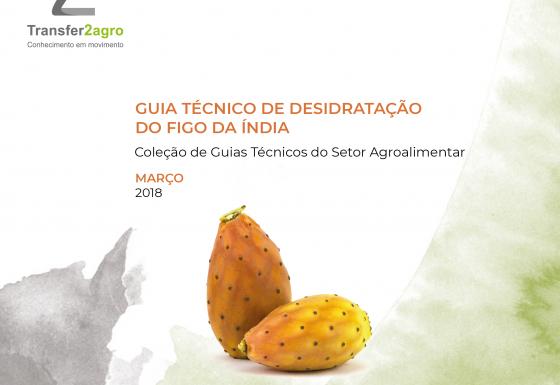 Guia Técnico de Desidratação de Figo-da-Índia